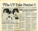 UT Tyler Patriot Vol. 17 no. 3