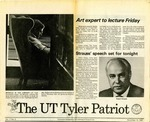 UT Tyler Patriot Vol. 17 no. 5