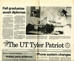 UT Tyler Patriot Vol. 17 no. 6