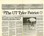 UT Tyler Patriot Vol. 18 no. 3