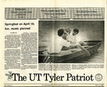 UT Tyler Patriot Vol. 18 no. 5