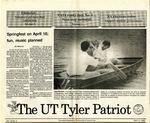UT Tyler Patriot Vol. 18 no. 5