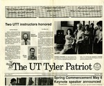 UT Tyler Patriot Vol. 18 no. 6