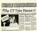 UT Tyler Patriot Vol. 19 no. 1