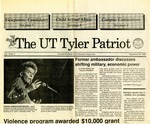 UT Tyler Patriot Vol. 19 no.2