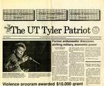 UT Tyler Patriot Vol. 19 no.2