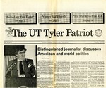 UT Tyler Patriot Vol. 19 no. 3