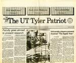 UT Tyler Patriot Vol. 19 no. 4