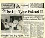 UT Tyler Patriot Vol. 19 no. 6