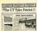 UT Tyler Patriot Vol. 20 no. 2