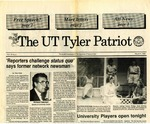 UT Tyler Patriot Vol. 20 no. 4