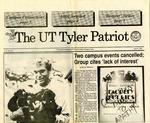 UT Tyler Patriot Vol. 20 no. 5