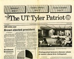 UT Tyler Patriot Vol. 20 no. 6