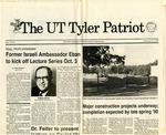 UT Tyler Patriot Vol. 21 no. 1