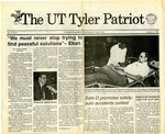UT Tyler Patriot Vol. 21 no. 2
