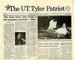 UT Tyler Patriot Vol. 21 no. 2