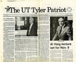 UT Tyler Patriot Vol. 21 no. 4