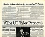 UT Tyler Patriot Vol. 21 no. 5