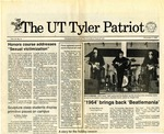 UT Tyler Patriot Vol. 21 no. 6