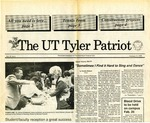 UT Tyler Patriot Vol. 22 no. 2 by University of Texas at Tyler