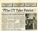 UT Tyler Patriot Vol. 22 no. 3 by University of Texas at Tyler