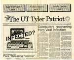UT Tyler Patriot Vol. 22 no. 5 by University of Texas at Tyler