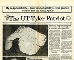 UT Tyler Patriot Vol. 22 no. 6 by University of Texas at Tyler