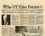 The UT Tyler Patriot Vol. 23 No. 1