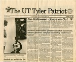 The UT Tyler Patriot Vol. 23 no. 3