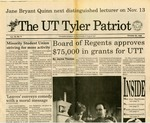 The UT Tyler Patriot Vol. 23 no. 4
