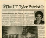 The UT Tyler Patriot Vol. 23 no. 5