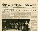 The UT Tyler Patriot Vol. 23 no. 6 (1990)
