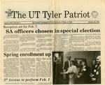 The UT Tyler Patriot Vol. 23 no. 6 (7)