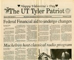 The UT Tyler Patriot Vol. 23 no. 8