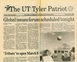 The UT Tyler Patriot Vol. 23 no. 9
