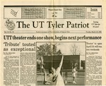 The UT Tyler Patriot Vol. 18 no. 10