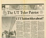 The UT Tyler Patriot Vol. 18 no. 12