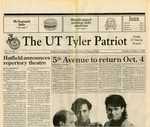 The UT Tyler Patriot Vol. 19 no. 1 (2) by University of Texas at Tyler