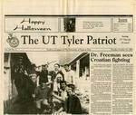 The UT Tyler Patriot Vol. 19 no. 3