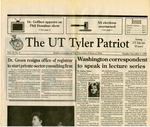 The UT Tyler Patriot Vol. 19 no. 4