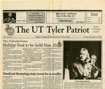 The UT Tyler Patriot Vol. 19 no. 5