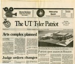 The UT Tyler Patriot Vol. 9 no. 7 by University of Texas at Tyler