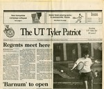 The UT Tyler Patriot Vol. 9 no. 8 by University of Texas at Tyler