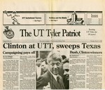 The UT Tyler Patriot Vol. 9 no. 10 by University of Texas at Tyler