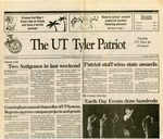 The UT Tyler Patriot Vol. 9 no. 12 by University of Texas at Tyler