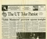 The UT Tyler Patriot Vol. 20 no. 2