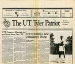 The UT Tyler Patriot Vol. 20 no. 3