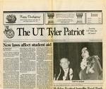 The UT Tyler Patriot Vol. 20 no. 5