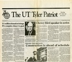 The UT Tyler Patriot Vol. 20 no. 9