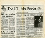 The UT Tyler Patriot Vol. 20 no. 12 (1993) by University of Texas at Tyler